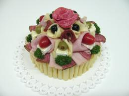 mini dort slaný