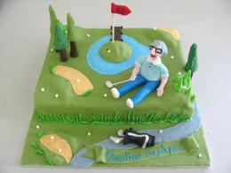 na golfu