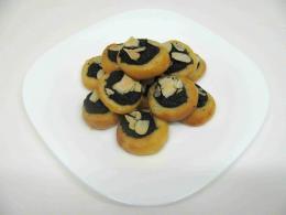 makové koláčky otevřené 4,5 cm