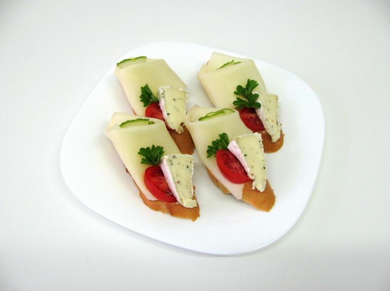 sýrový s hermelínem
