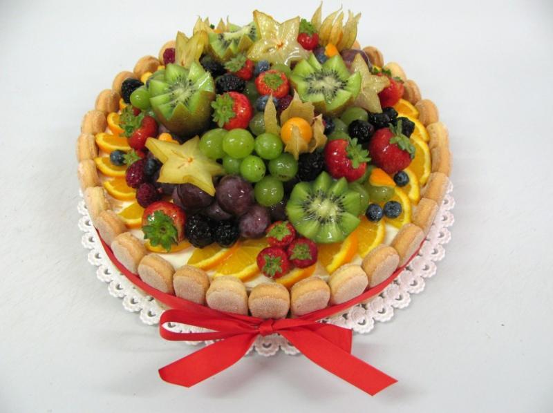 dort mix ovoce