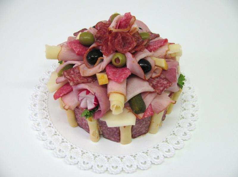 slaný dort mini 1,5 kg