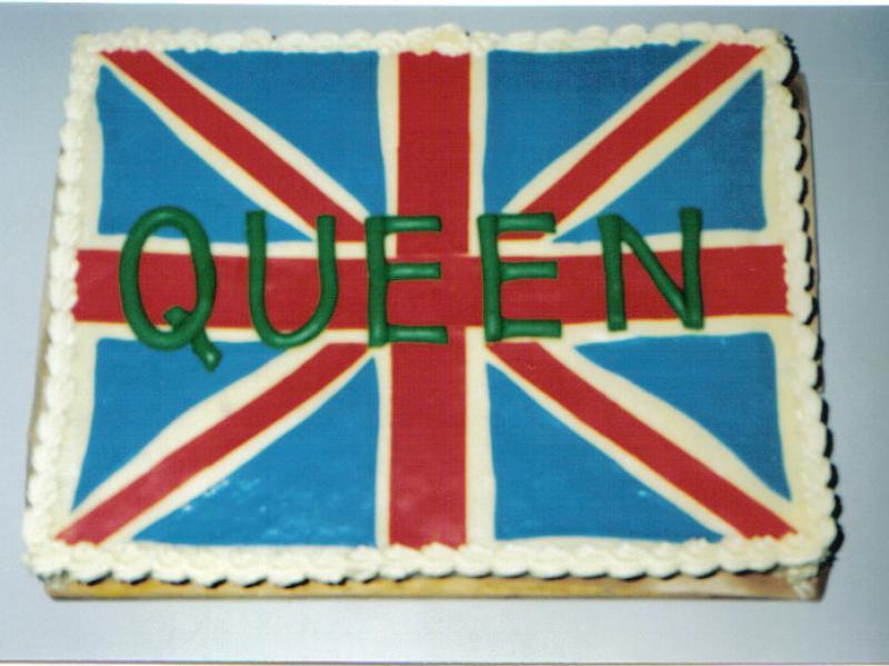 britská vlajka