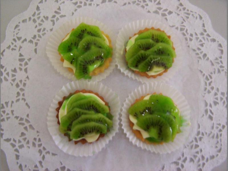 ovocný košíček kiwi