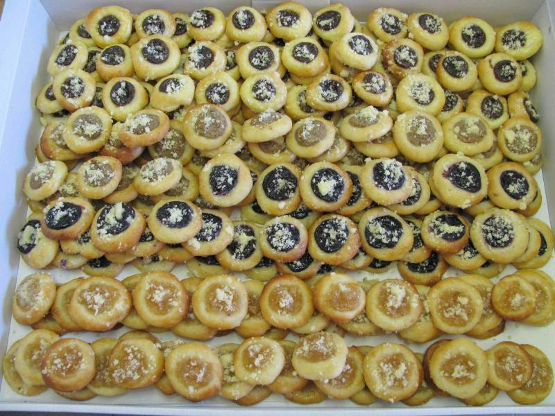 mix koláčky otevřené
