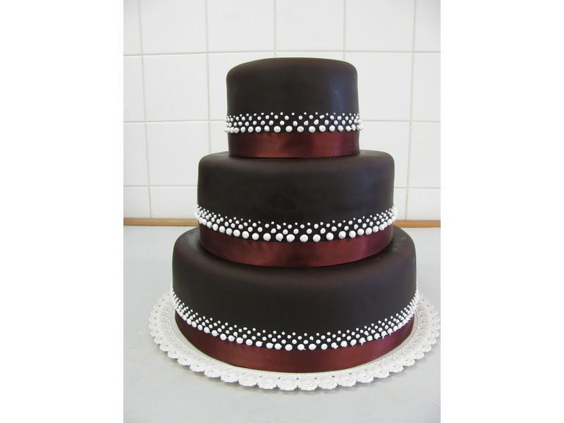 elegantní dort