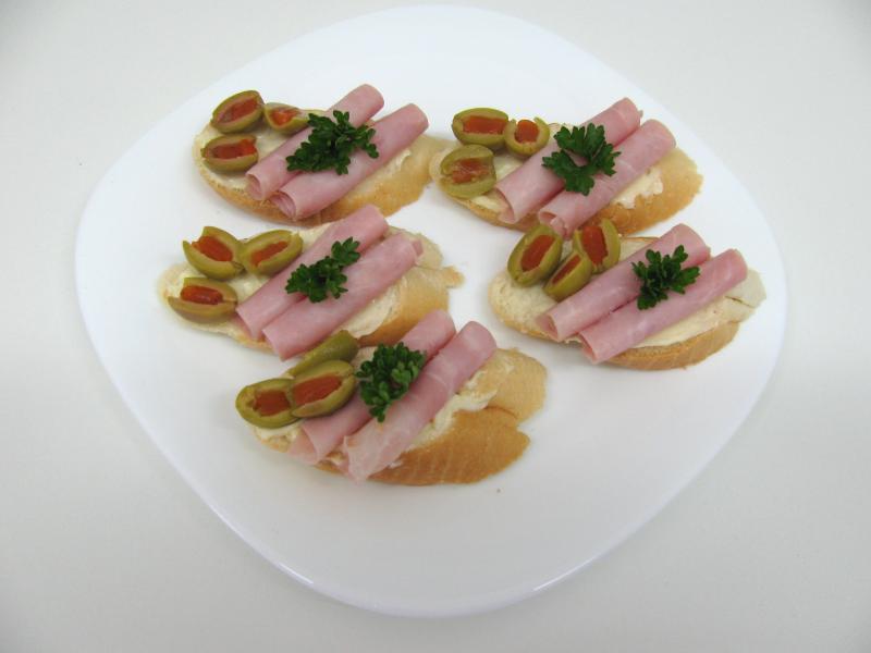šunka olivy