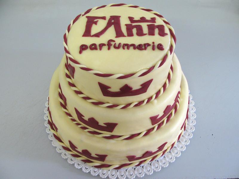 firemní dort