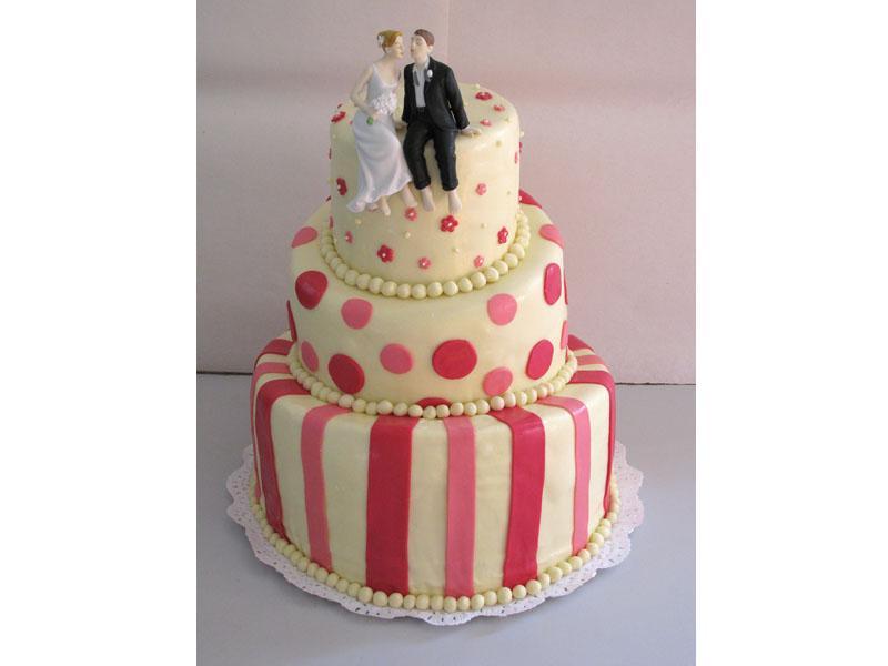 šikmý dort