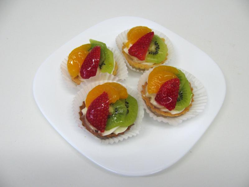 ovocné košíčky